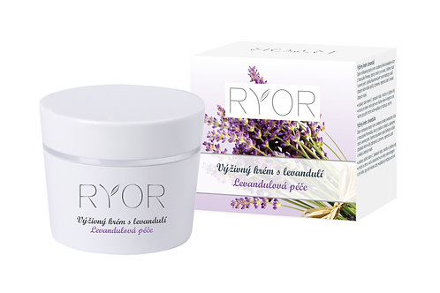 Nourishing Cream with Lavender