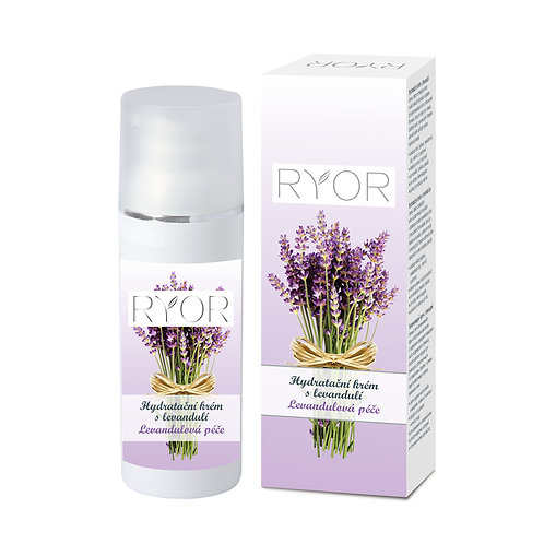 Moisturising Cream with Lavender