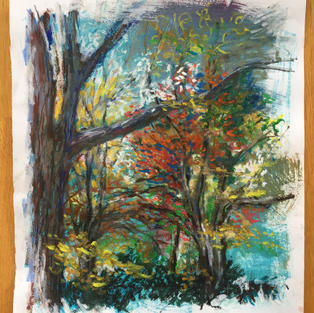Brush With Nature plein air painting event