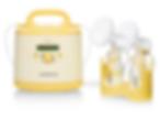 Symphony Milchpumpe Die forschungsbasierte Milchpumpe Symphony wurde eigens zur Unterstützung von Müttern während der Stillzeit entwickelt: um eine angemessene Milchbildung zu initiieren, aufzubauen und aufrechtzuerhalten. Sie ist ideal für langfristiges und häufiges Abpumpen. Die Pumpe kann im Spital, in Apotheken oder in Drogerien gemietet werden. So können Sie weiterhin die bewährte Pumpe benutzen, die Sie bereits auf der Entbindungsstation im Spital kennengelernt haben und zu einem späteren Zeitpunkt entscheiden, welche Pumpe Sie kaufen. Mit den Medela Pumpsets und der gemieteten Milchpumpe Symphony können Sie Ihre Muttermilch bequem zu Hause abpumpen.