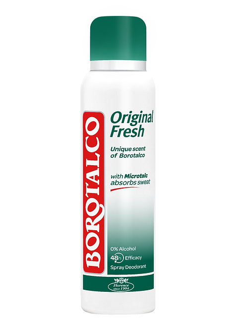 Borotalco Deo Spray Original 150 ml