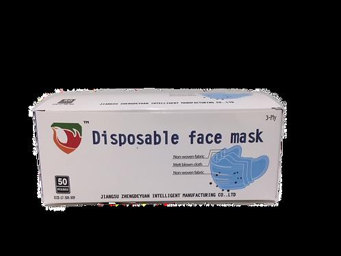 OP-Maske (medizinische Gesichtsmaske)
