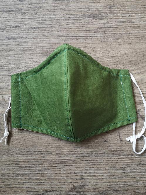 Schutzmaske Grün
