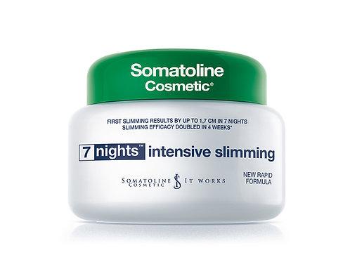 Somatoline 7 Nächte Intensive Figurpflege