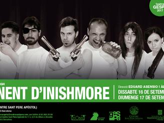 Teatre GESPA: EL TINENT D'INISHMORE