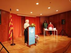 LLiurament de premis del concurs de dibuix de Sant Jordi i dels Jocs Florals