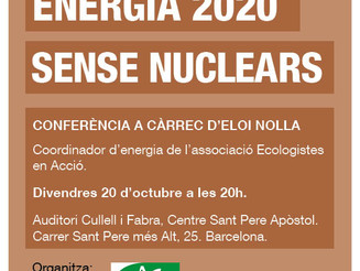 Energia 2020: Sense nuclears