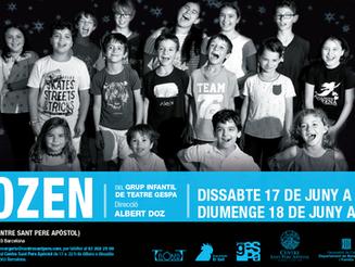 Teatre infantil GESPA: Frozen