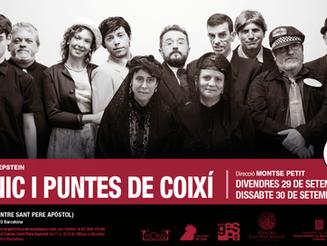 Teatre GESPA: ARSÈNIC I PUNTES DE COIXÍ