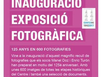 125 anys en 600 fotografies