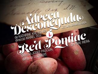 ADREÇA DESCONEGUDA I RED PONTIAC - Dues obres al preu d'una...