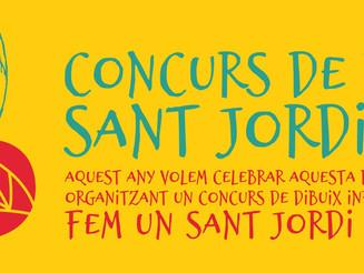 CONCURS DE DIBUIX ST. JORDI 2021
