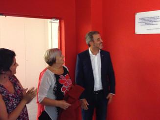El Centre inaugura el nou Teatre i Auditori