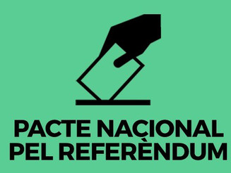 Adhesió al Pacte Nacional pel Referèndum
