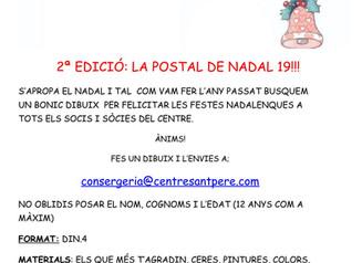 2a edició: La Postal de Nadal 19