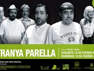 Teatre GESPA: L'estranya parella