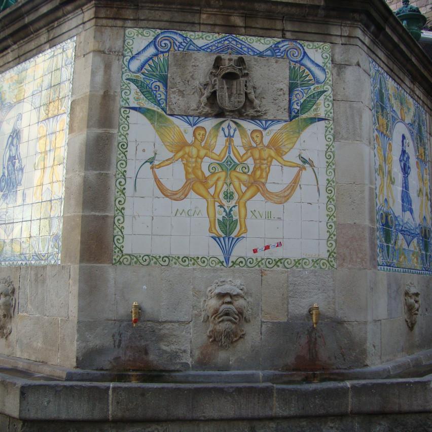 La_3ª_Font_Cucurulla-_Portal_de_l'Angel