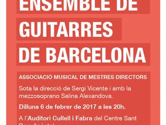 Ensemble de guitarres de Barcelona