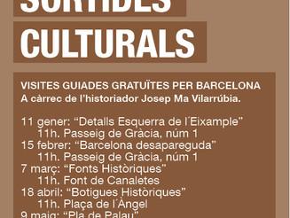 Sortides culturals per Barcelona