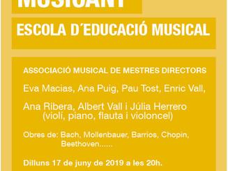 MUSICANT: Escola d'Educació Musical