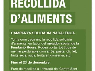 Recollida solidària d'aliments