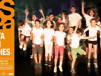 Teatre infantil GESPA: La Volta al món en 80 dies
