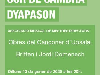 Cor de cambra Dyapason