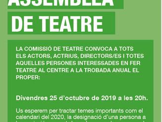 Assemblea de teatre