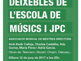 Concert Escola de Músics i JPC
