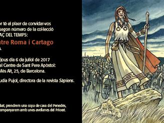 Presentació de l'últim còmic d'Oriol Garcia Quera