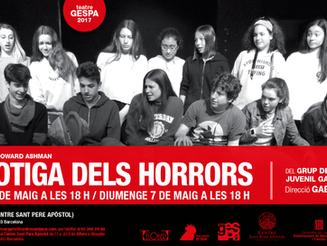 Teatre Gaspatxo: La botiga dels horrors
