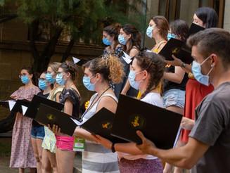 Audicions per escollir noves veus per el Cor Jove Nacional de Catalunya