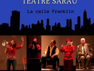 Teatre Sarau: LA CALLE FRANKLIN