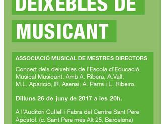 Concert Deixebles de Musicant