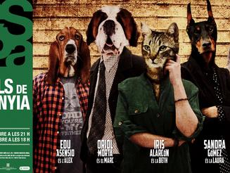 Teatre GESPA: Animals de companyia