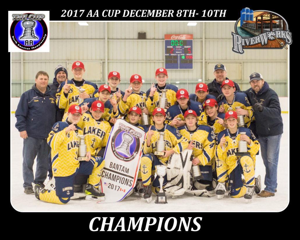 Bantam Champions
