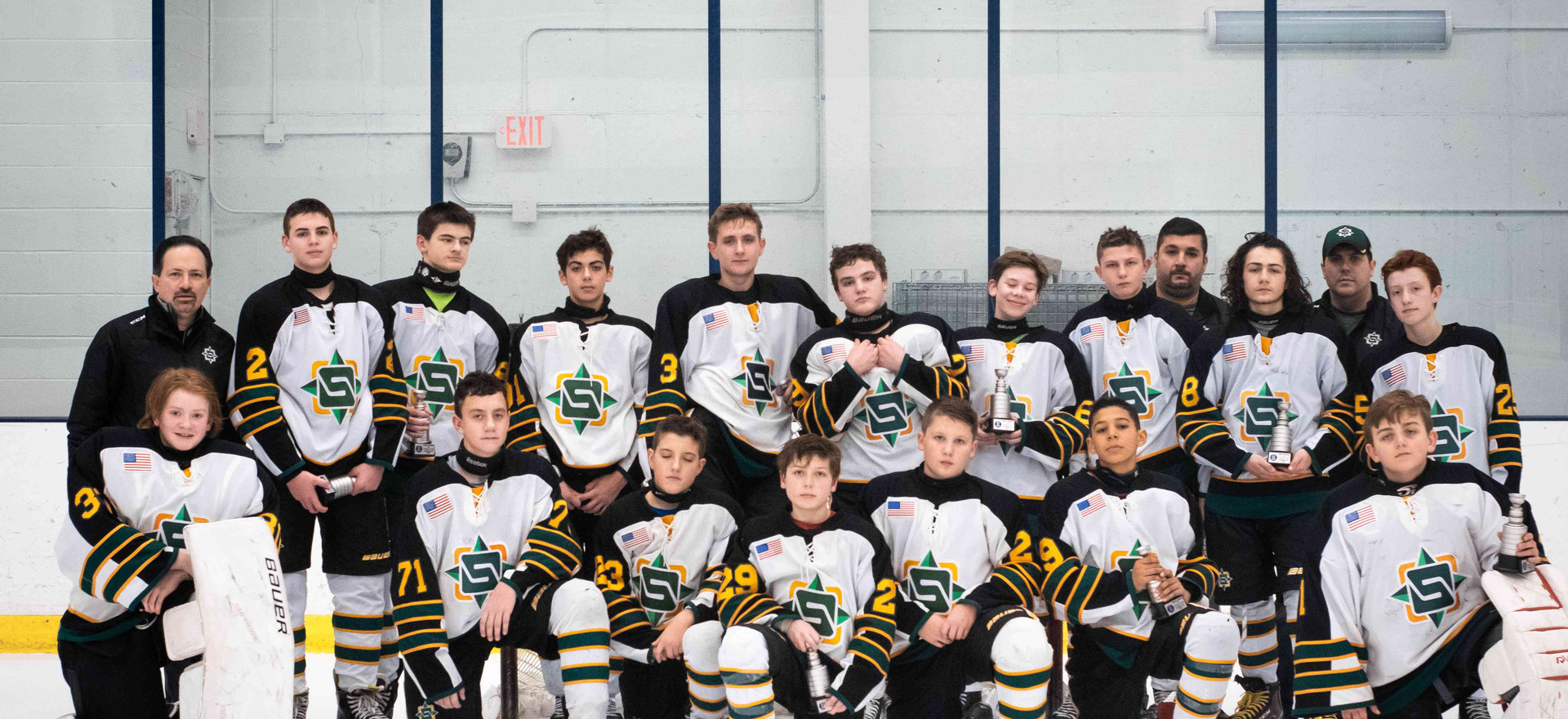 Minor Bantam Finalists