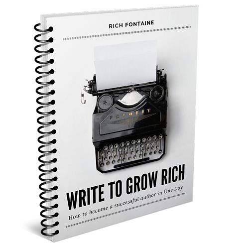 Write to Grow Rich Guide Book