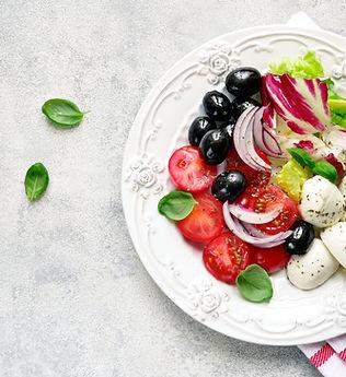 Caprese salat