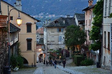Orta San Giulio village