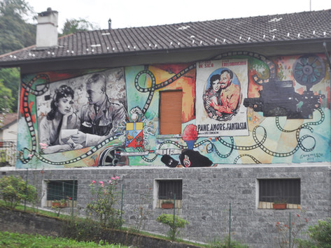 Tesseramento Accademia muri dipinti