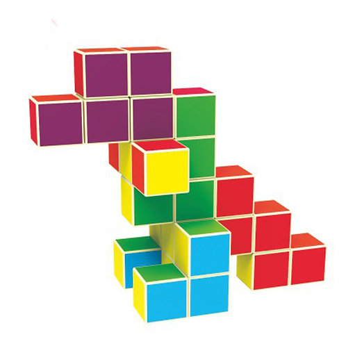 Magnetic Building Cubes Educational Toys for Kids, Stress Relief for Adults
