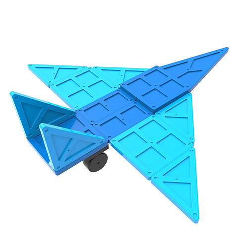 Magnetic Building Blocks for Kids Preschool Educational Magnetic Toys