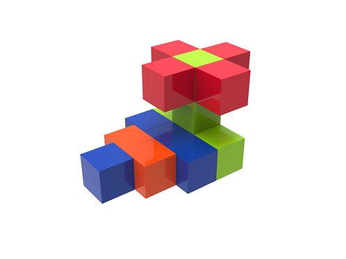 Building Blocks - STEM Educational Toys, Magnets for Kids, Boys/Girls