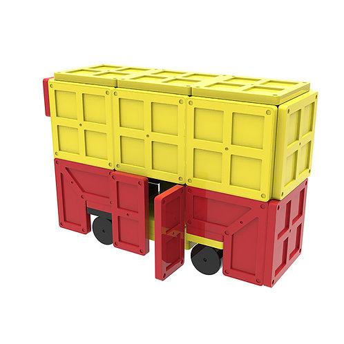 Magnet Building Blocks Educational Toys Creativity Imagination Inspiration