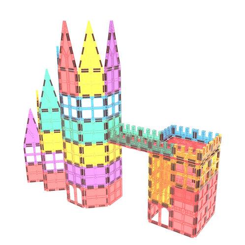 Magnetic Tiles & Building Blocks - STEM Certified Toys Magnets for Kids