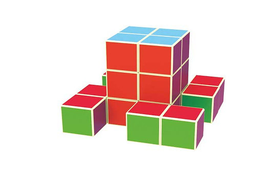 Magnetic Versatile Cubes,Innovative Magnetic Building Cubes for Boys/Girls