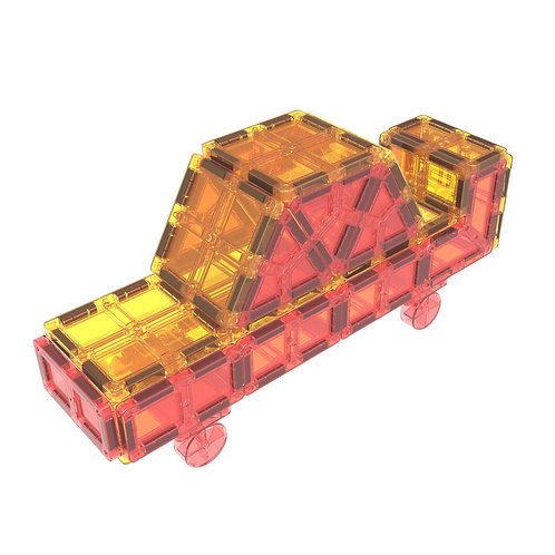Stronger Magnets Sturdy Super Durable with Vivid Clear Color Tiles