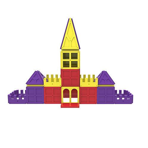 3D Building Blocks STEM Educational Magnet Toy for Kids Creativity&Inspiration