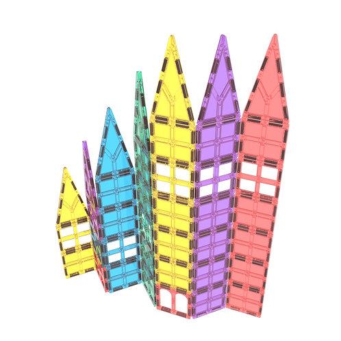 Magnetic Building Blocks Fun, Creative, Educational Toys for Kids, Boys/Girls